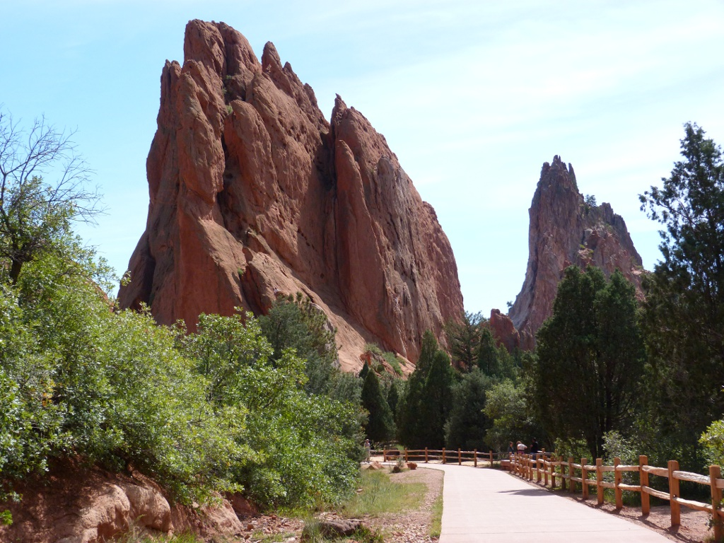 Garden of the Gods Trail