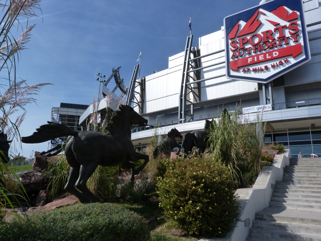 Sports Authorities Field at Mile High Broncos