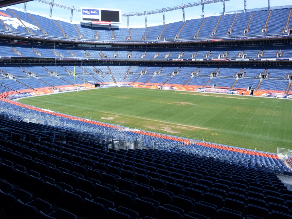 Sports Authorities Field at Mile High