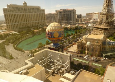 Planet Hollywood Ausblick