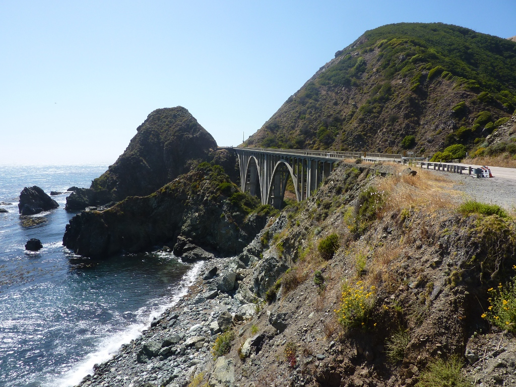 Highway One Brücke