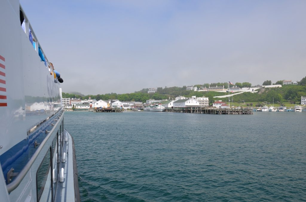All about Mackinac