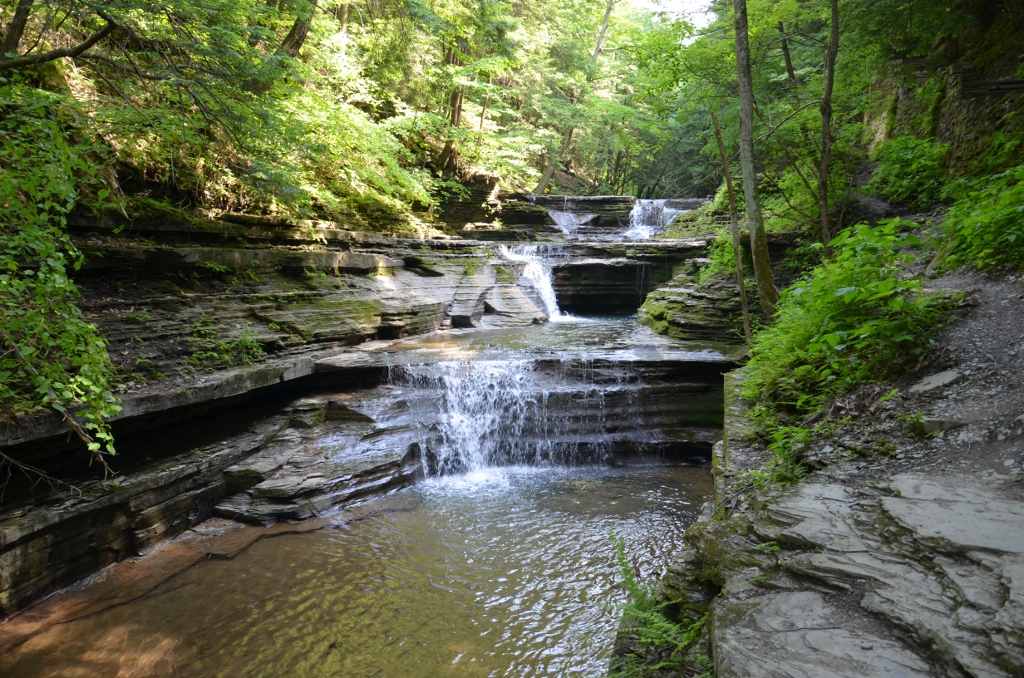 Buttermilk Falls SP