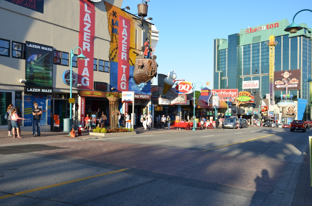 Clifton Hill - Niagara Falls