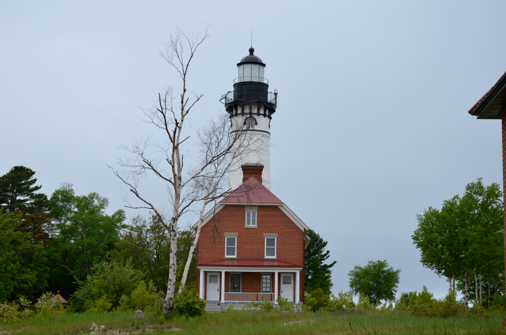 Grand Sable Lighthouse