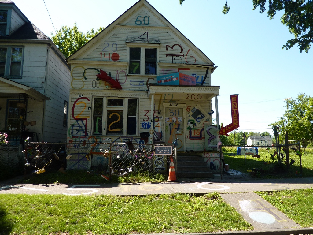 Heidelberg Street Project - Numbers - Detroit