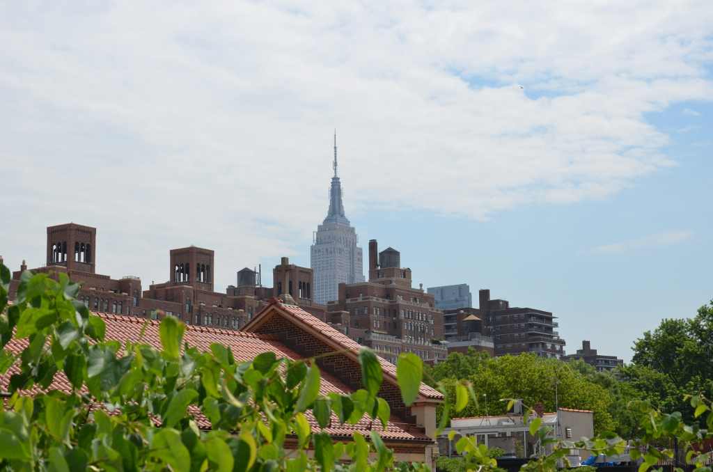 Highline Park - Empire State Building
