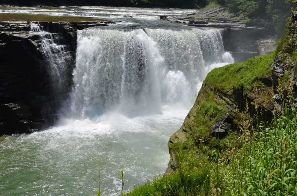 Letchworth State Park - Lower Falls