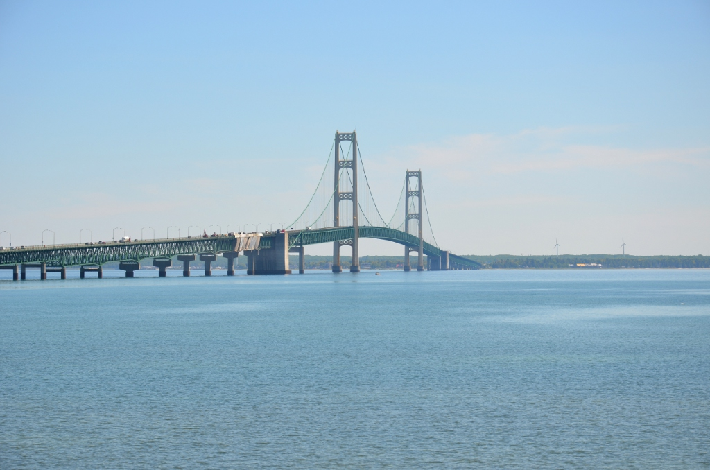 Mackinack Bridge