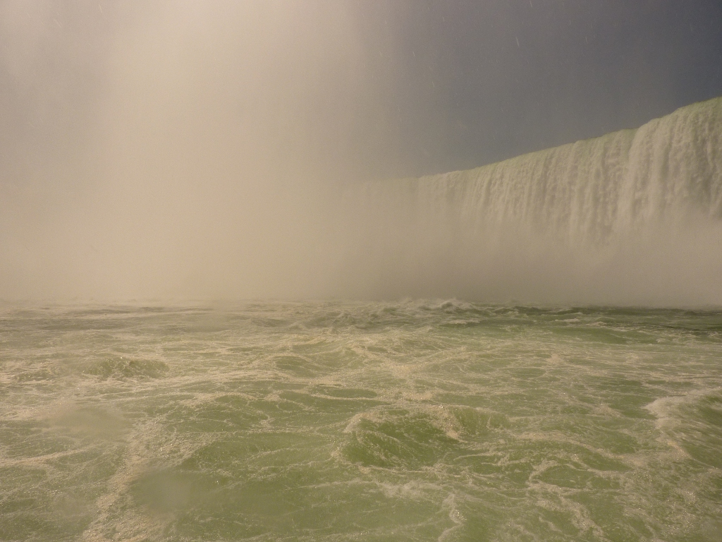 Maid of the Mist - Horseshoe Falls