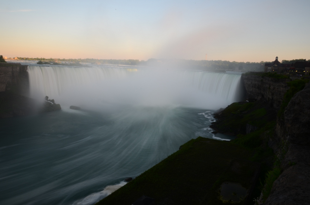 Niagara Falls - Sunset
