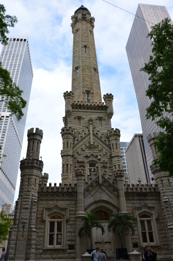 Watertower Chicago