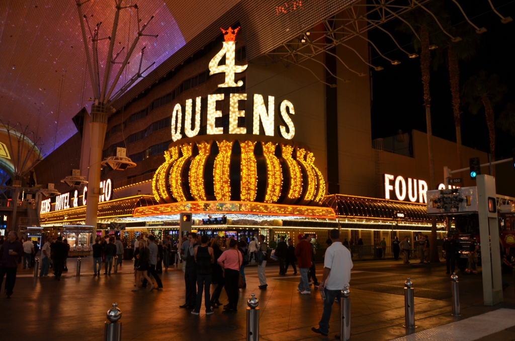 Four Queens - Las Vegas