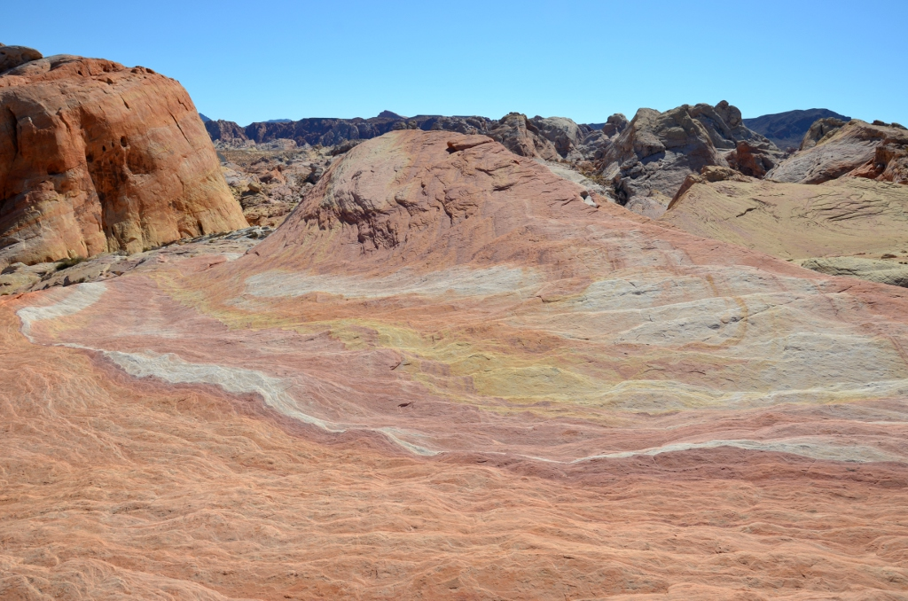 Valley of Fire - Crazy Hill