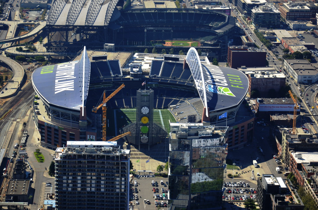Seattle Century Link Field