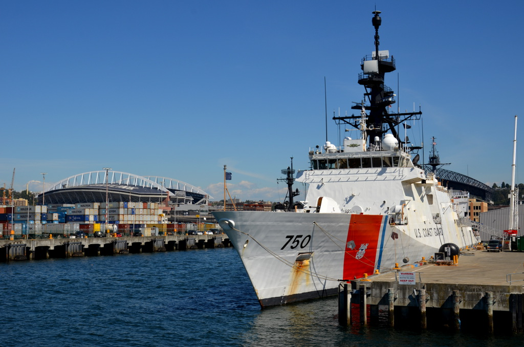 Seattle US Coast Guard