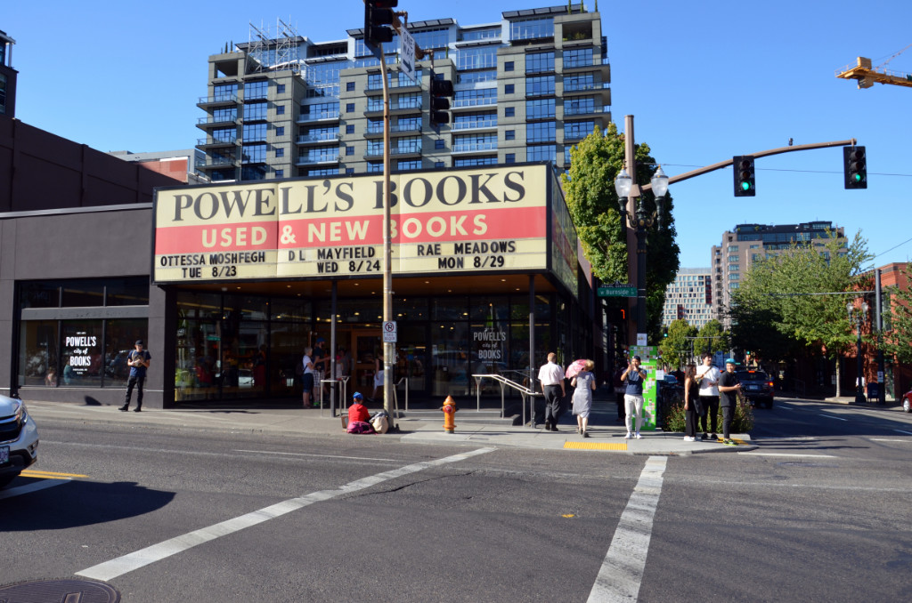 Portland - Powells Books