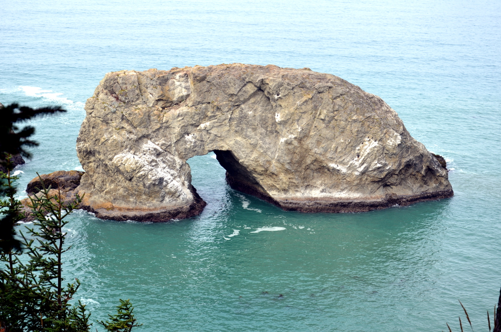 Arch Rock Oregon Coast