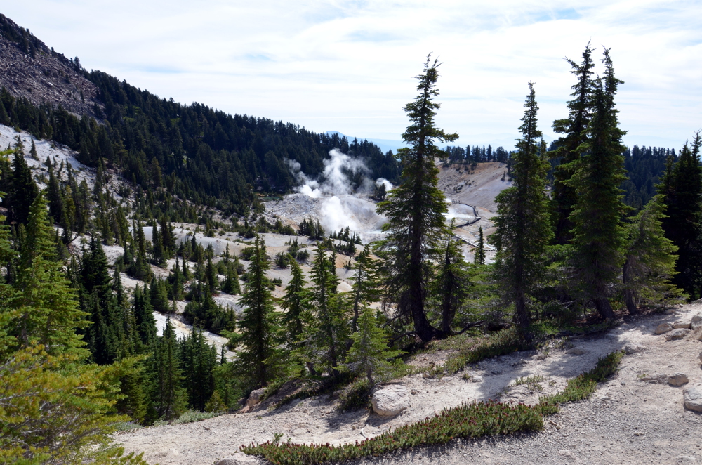 Bumpass Hell Trail