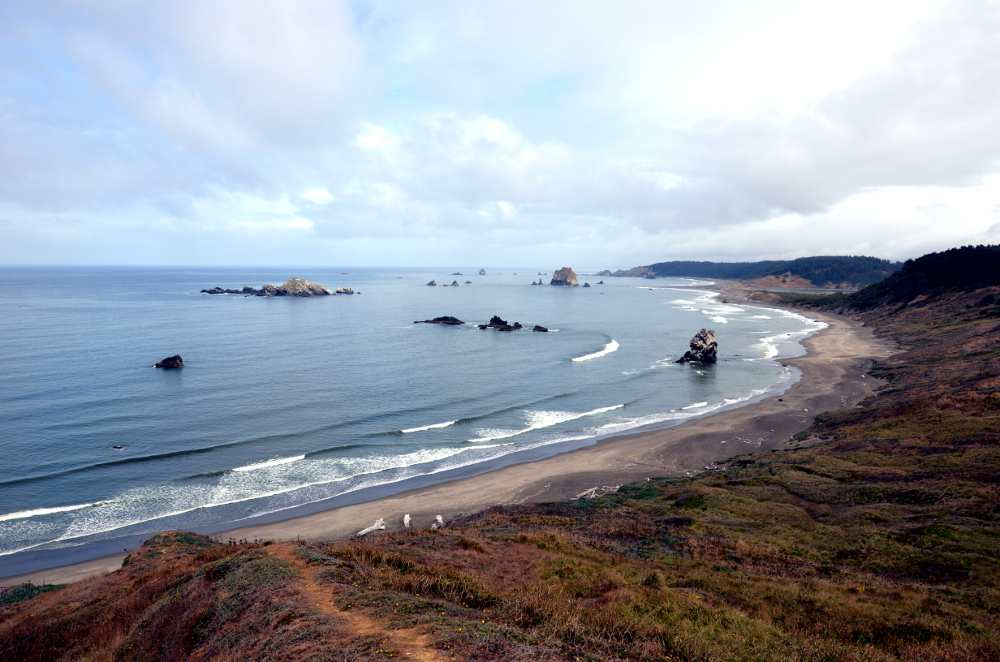 Cape Blanco Beach