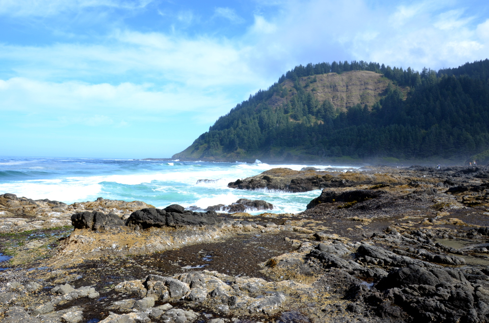 Cape Perpetua Thors Well
