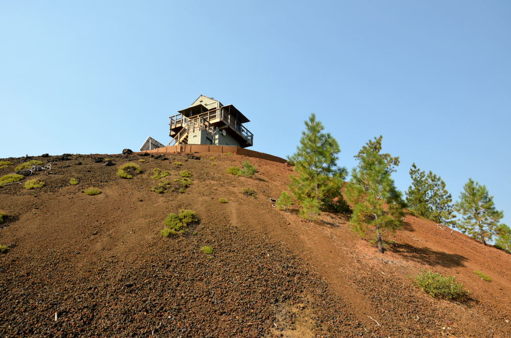 Fire Lookout - Lava Butte