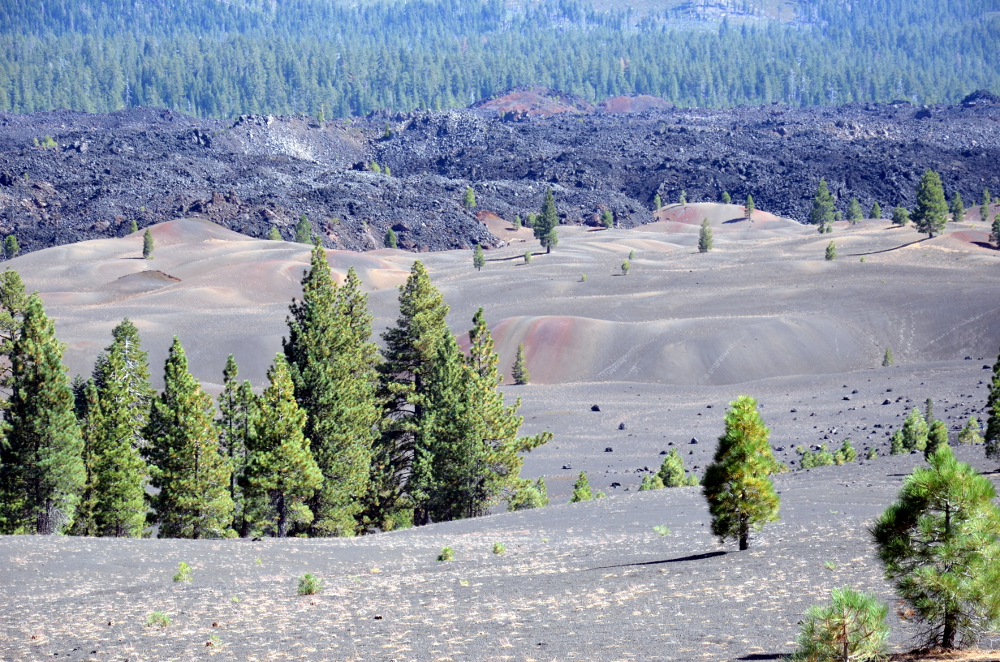 Lava Beds - Cinder Cone