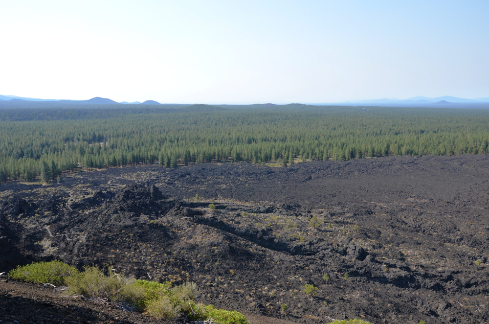 Lava Lands - Newberry Volcanic Monument