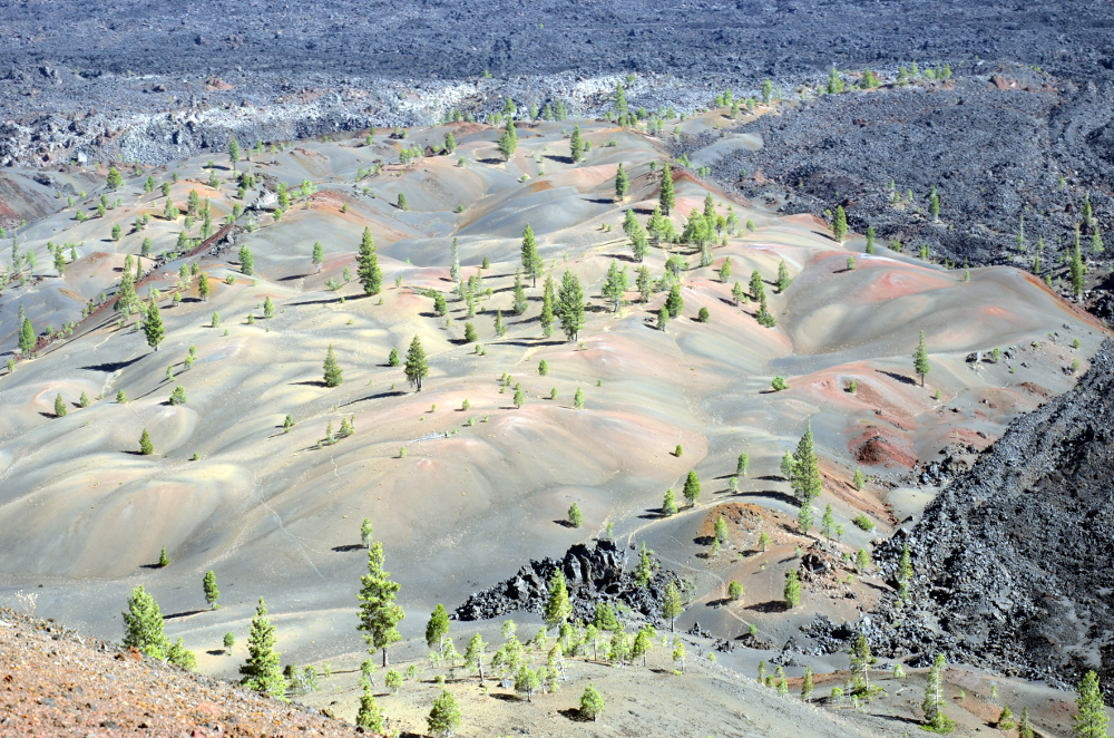 Painted Dunes - Cinder Cone