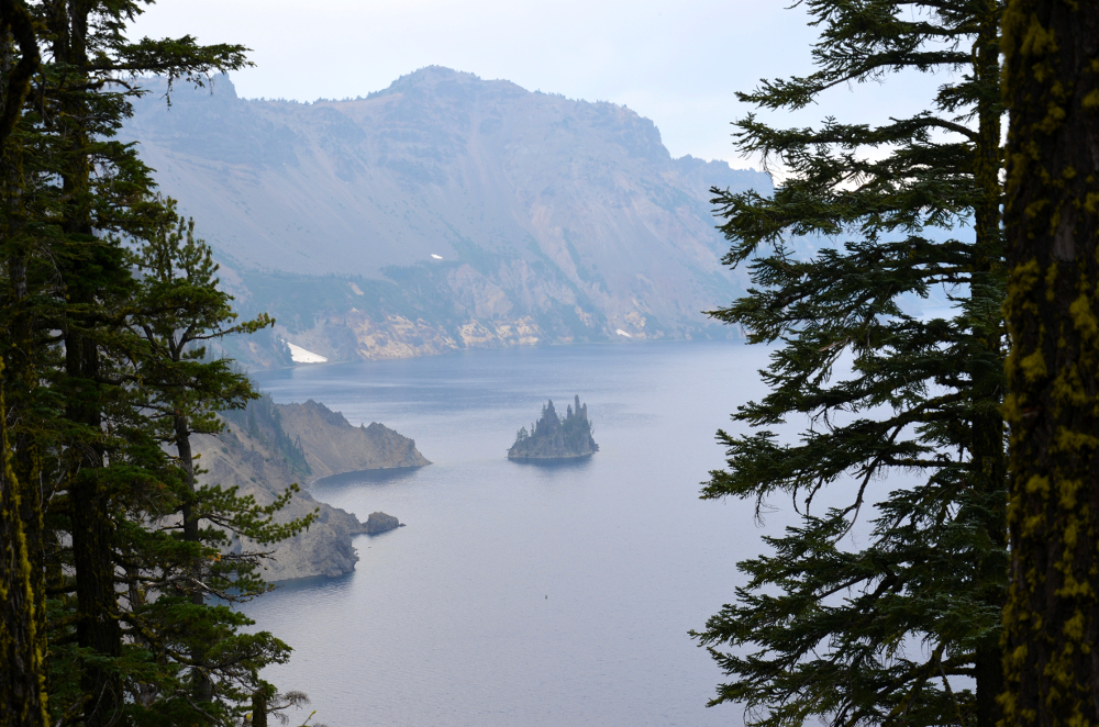 Phantom Ship - Crater Lake NP