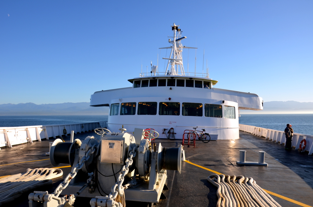 Port Angeles Victoria Ferry
