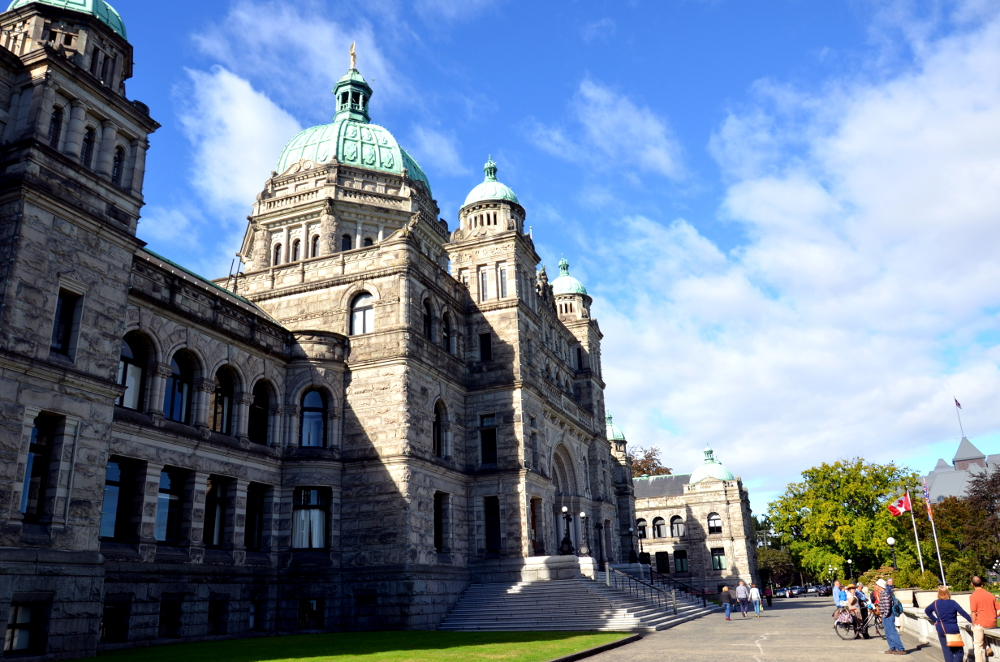 Vancouver Island Parliament