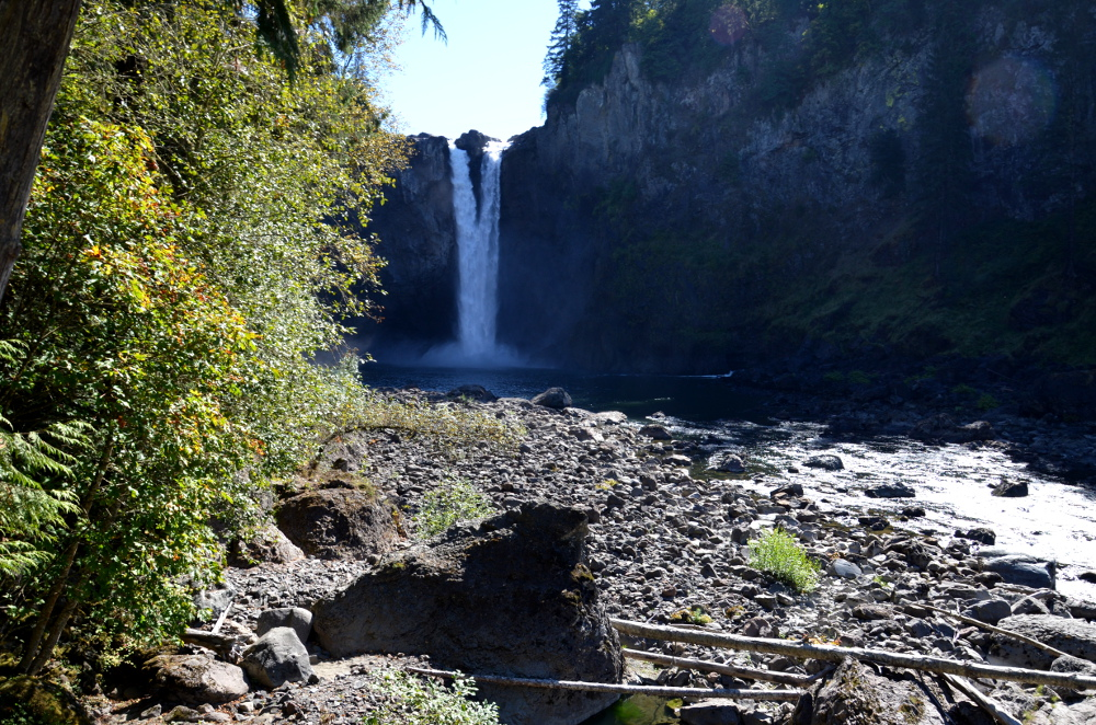 Snoqualmie Falls Bottom